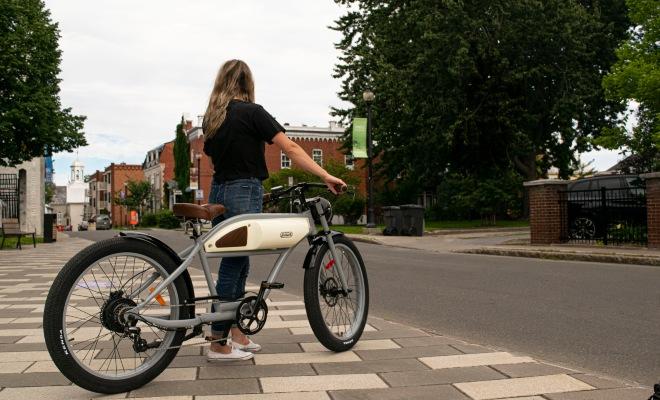 Les avantages du vélo électrique, Trois-Rivières, Escapade Mauricie