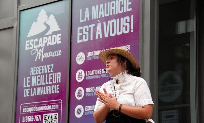 Tour guidé de Trois-Rivières avec Escapade Mauricie