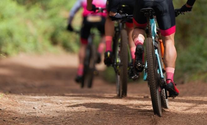 Vélo de montagne en Mauricie