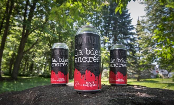 bière collaborative, achat local trois-rivières