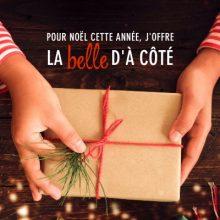 Paniers-cadeaux pour encourager l'achat local pour Noël en Mauricie