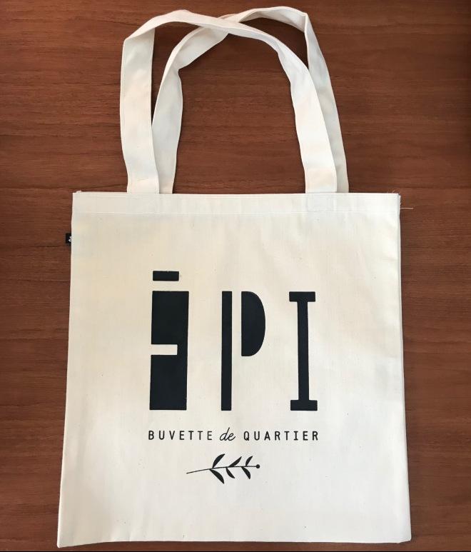 sac réutilisable pour les amateurs d'achat local en Mauricie