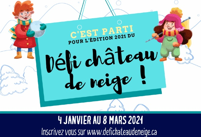 Activités exttérieures au Québec