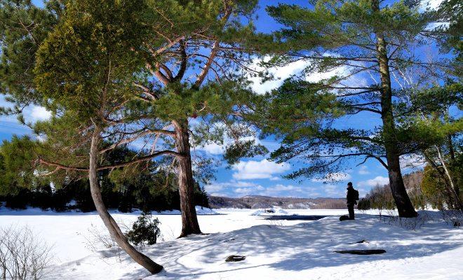Activités d'hiver gratuites à Shawinigan, activités extérieures en Mauricie