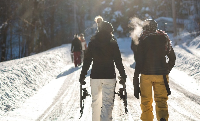 Activités gratuites à faire cet hiver à Trois-Rivières