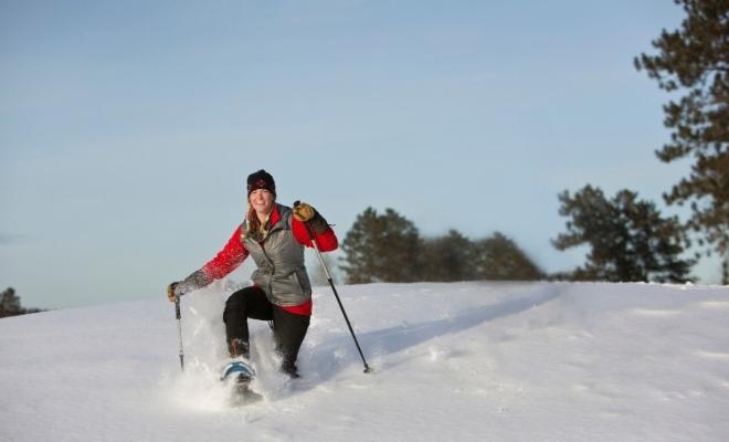 Activités d'hiver à Shawinigan