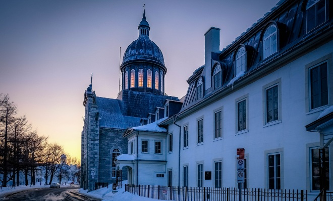 Activités extérieures à Trois-Rivières, activités hivernales
