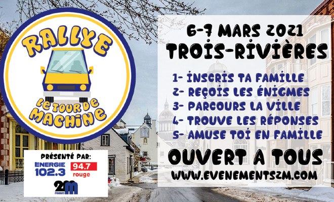 Quoi faire à Trois-Rivières pour la semaine de relâche?