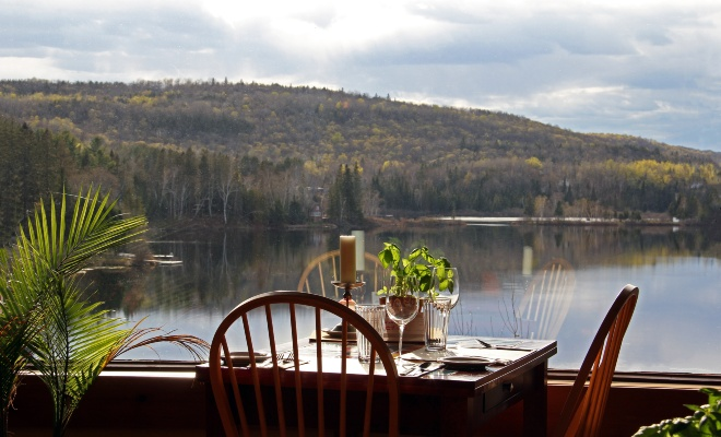 Restaurants romantiques près de Shawinigan