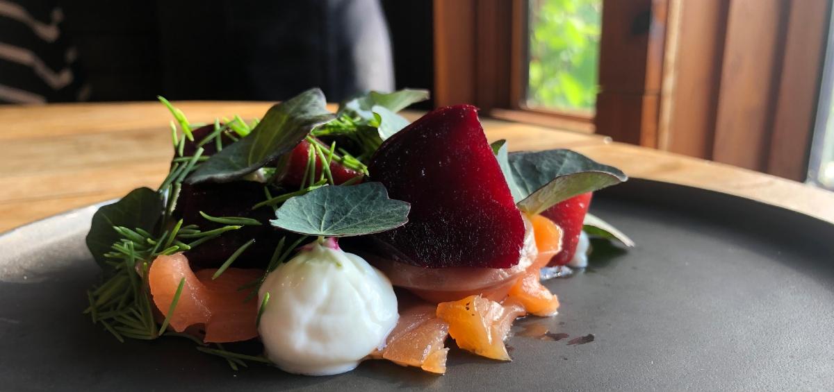 Restaurant 5 étoiles en Mauricie, Auberge St-Mathieu du Lac