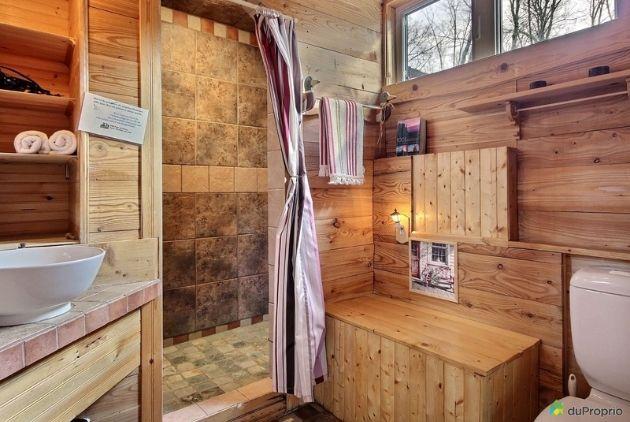 Gîte Comme un Accord salle de bain