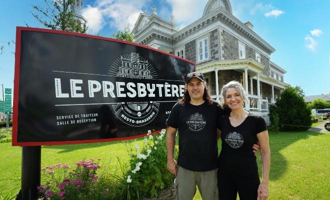Meilleures microbrasseries en Mauricie, Presbytère