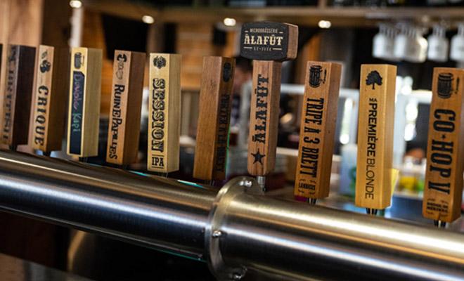 Bières en fût - Saloon À la Fût