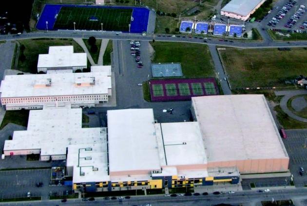 Complexe sportif Alphonse-Desjardins