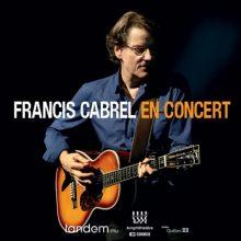 Francis Cabrel à l'Amphithéâtre Cogeco