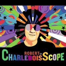 Robert Charlebois en concert à l'Amphithéâtre Cogeco - Robert en CharleboisScope