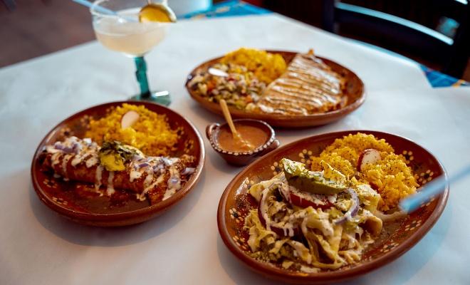 Quoi faire durant le festival western de St-Tite, restaurant mexicain en Mauricie