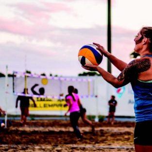 Complexe sportif Alphonse-Desjardins - volleyball